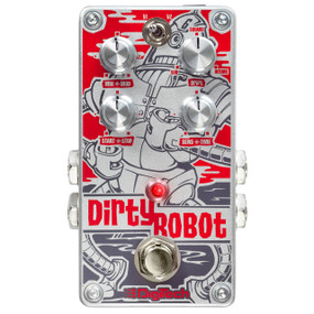 DigiTech Dirty Robot Mini-Synth Pedal - Guitar/Bass Synthesizer Eumulation Pedal