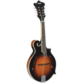 Morgan Monroe MM-100FM Spruce Top F-Style Mandolin, Vintage Sunburst