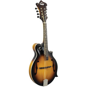Morgan Monroe MM-300TB American Roots F-Style Mandolin, Tobacco Burst