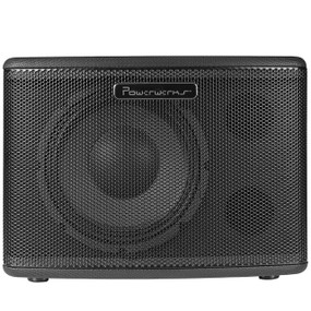 "Powerwerks PW110SUB 400-Watt Peak Powered Subwoofer with Heavy Duty 10"" Speaker"