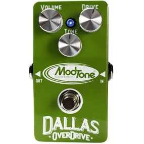 ModTone MT-DO Dallas Overdrive Guitar Effects Pedal