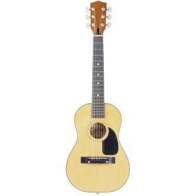 Lauren LA30 1/2 Size Steel String Acoustic Guitar, Natural