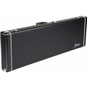 Fender Pro Series Precision/Jazz Bass Guitar Hard Case - Black, 099-6173-306