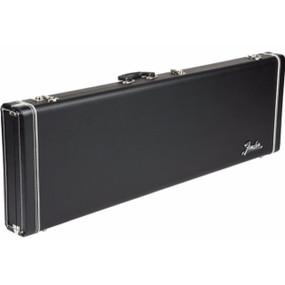 Fender Pro Series Precision/Jazz Bass Guitar Hard Case - Black, 099-6173-306