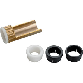 New Shubb AXYS Reversible Bronze Guitar Slide (SH-AX)