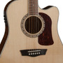 Washburn HD30SCE Heritage Series Dreadnought Acoustic Electric Guitar