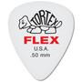 Dunlop 428P.50 Tortex Flex Standard Guitar Picks, .50mm