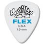 Dunlop 428P1.0 Tortex Flex Standard Guitar Picks, 1.0mm