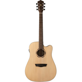 Washburn Woodline Series WLD20SCE Dreadnought Cutaway Acoustic Electric Guitar