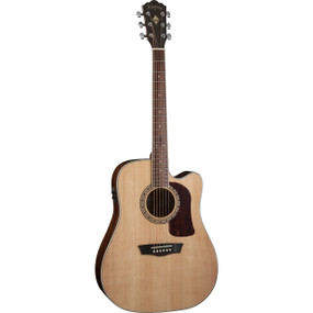 Washburn Heritage Series HD10SCE Dreadnought Cutaway Acoustic Electric Guitar