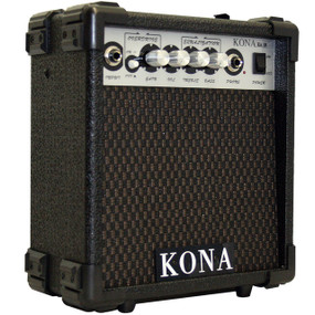 Kona Guitar Amp KA10 10-Watt Guitar Amplifier with Overdrive