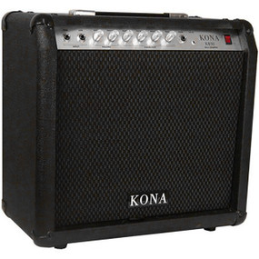 Kona KB30 Bass Guitar & Keyboard Amp, 30 Watt Amplifier