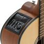 Takamine GX18CE-NS Taka-Mini 3/4 Size Acoustic Electric Guitar w/ Gig Bag