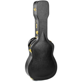Guardian CG-044-N Vintage Archtop Hardshell Case for Deep Body Acoustic Guitar