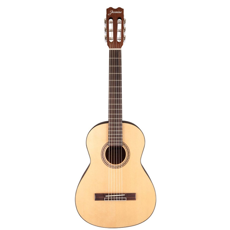 Jasmine JC23-NAT 3/4 Size Classical Acoustic Guitar, Natural