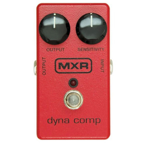 MXR M102 Dyna Comp Compressor Effects Guitar Pedal