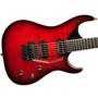 Washburn PXS10FRDLXWB Parallaxe SEC Electric Guitar w/ FloydRose, Flame Wine Burst
