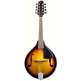 Savannah SA-100 Acoustic A-Style Mandolin, Tobacco Sunburst