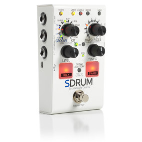 DigiTech SDRUM Strummable Drums Guitar Effects Pedal