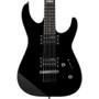 ESP LTD M-10 Kit Solid Body Electric Guitar with Gig Bag, Black