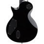 ESP LTD EC-401 Solid Body 6-String Electric Guitar with EMG's, Black