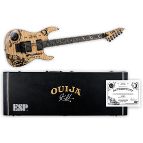 ESP LTD Kirk Hammet Signature Series Limited Edition OUIJA Electric Guitar w/ Case