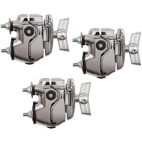 Ludwig LAPAM3 ATLAS Lug Suspension System and Mount Bracket 3-Pack