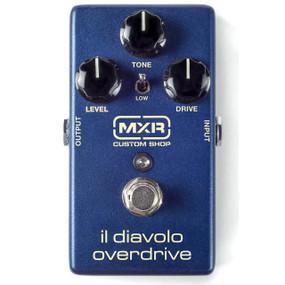 Dunlop MXR Custom Shop CSP036 il Diavolo Overdrive Guitar Effects Pedal