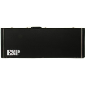 ESP LTD CEXFF Form Fit Hard Shell Case for EX Series Electric Guitars