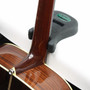 Axe-Handler S/I Portable Guitar Stand w/ Pick Holder, Strings In, Black (AX-SI-BLK)