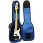 Reunion Blues RBX-B4 RBX Electric Bass Guitar Gig Bag, Black