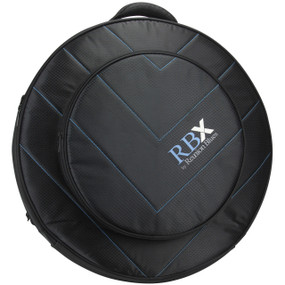 "Reunion Blues RBX-CM22 RBX Lightweight Ultra-Padded 22"" Cymbal Bag, Black"
