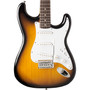 Oscar Schmidt OS-300-TS Double Cutaway Solid-Body Electric Guitar, Tobacco Sunburst