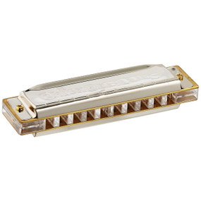 Chicago Blues 10-Hole Diatonic Harmonica Key of C, KHCB-C