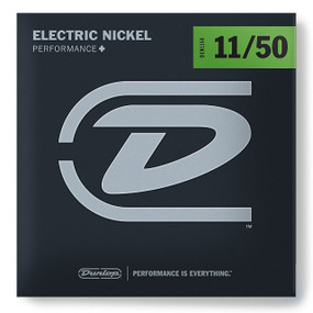 Dunlop DEN1150 Performance+ Electric Guitar Strings, Medium Heavy 11-50