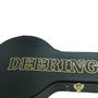 Deering Traditional Hardshell Banjo Case for 5-String Resonator Banjo (GDT-CASE)