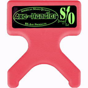 "Axe-Handler S/O ""Strings Out"" Portable Guitar Stand & Neck Support Cradle, Pink (AX-SO-PNK)"
