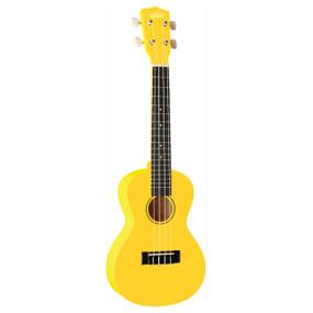 Oscar Schmidt OU1CY Concert Size Ukulele, Yellow