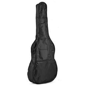 Guardian CG-085-C DuraGuard Padded Classical Guitar Gig Bag, Black