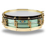 "Ludwig LW0414CP Signature Carl Palmer ""Venus"" Snare Drum, Green"
