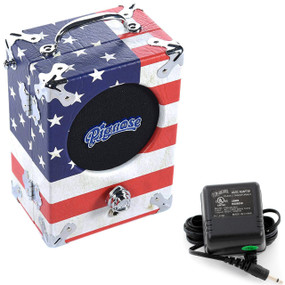 Pignose 1776 Old Glory Limited Edition Portable Guitar Amplifier w/ Power Supply