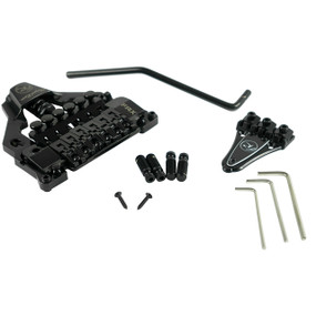 Floyd Rose FRX Series Top Mount Tremolo System, Black - FRTX02000