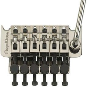Floyd Rose FRT500R2 Original Tremolo Bridge System w/ R2 Nut, Black Nickel