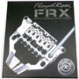 Floyd Rose FRX Top Mount Tremolo System, Nickel - FRTX04000
