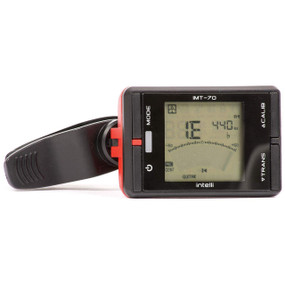 Intelli IMT-70 Clip-on MetroTuner - Instrument Tuner and Metronome
