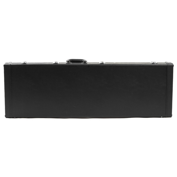 Guardian CG-022-B Deluxe Hardshell Electric Bass Guitar Case, Black