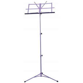 Guardian SM-030-PUR Collapsible Music Stand, Purple