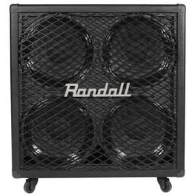 Randall RG412 RG Series 200 Watt Speaker Cabinet, 4x12