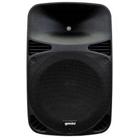 "Gemini HPS-12BLU 12"" Active Loudspeaker with USB/SD/Bluetooth MP3 Player"