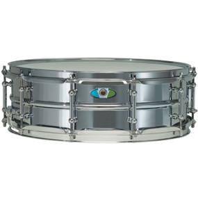"Ludwig LW0515SL Supralite Steel Snare Drum, 5""x15"""